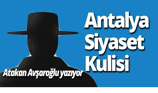 Ali Babacan'ın Antalya Kayığı