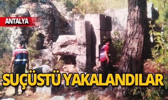 Antalya'da 32 kişi yakalandı!