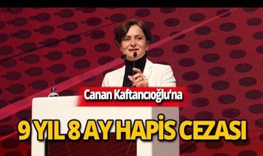 Canan Kaftancıoğlu davasında karar verildi