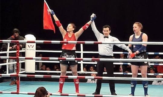 Kayseri'den Antalya'ya 11 milli sporcu