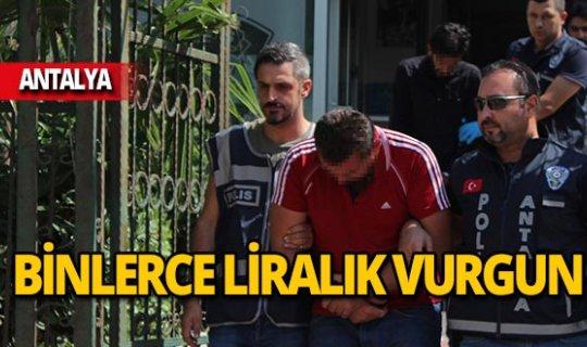 Yaşlı kadını 'savcı ve polis' yalanıyla kandırdılar!