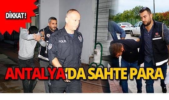 Antalya'da şafak baskını! Çok sayıda gözaltı kararı