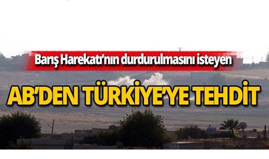 Avrupa Birliği'nden Türkiye'ye ödeme tehdidi!