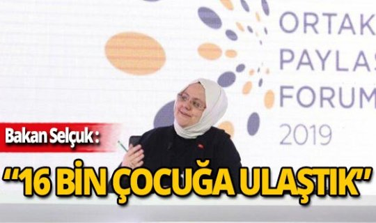 Bakan Selçuk Antalya'da önemli açıklamalarda bulundu