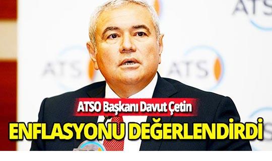 """Başkan Çetin: """"Tarımda fiyat dalgalanmaları devam ediyor"""""""