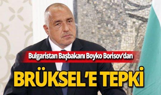 """Bulgaristan'dan sert tepki: """"Brüksel, Türkiye'ye saldırgan tavrını bıraksın"""""""
