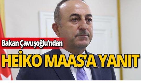 """Çavuşoğlu:  """"Türkiye'ye ders vermeye kalkan, gerekli cevabı alacağını bilmelidir"""""""