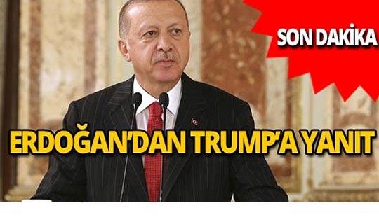 """Cumhurbaşkanı Erdoğan: """"Daha fazla can kurtarılacak"""""""
