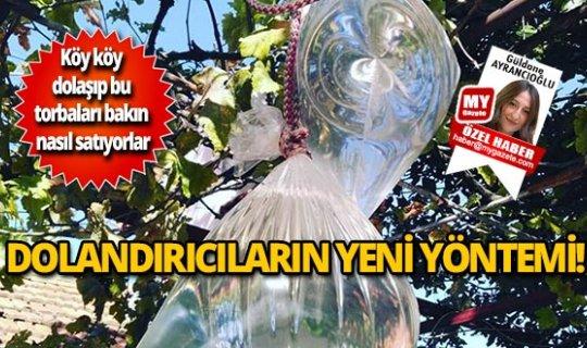 Dolandırıcıların bu kez hedefinde Anadolu köylüsü var!