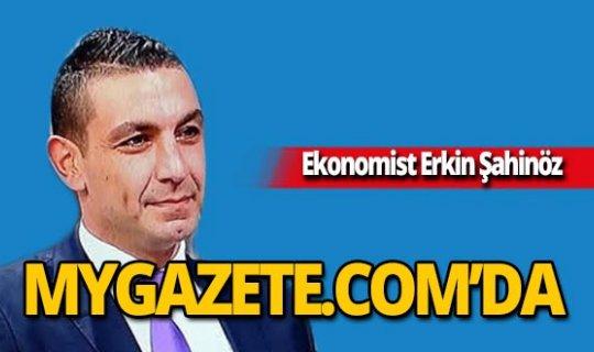 Erkin Şahinöz yarından itibaren mygazete.com'da yazıyor