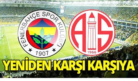 Fenerbahçe ile 47'nci randevu