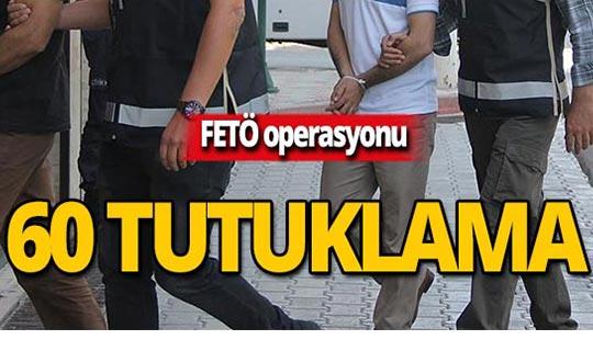 FETÖ'nün 'mahrem imamlarına' operasyon