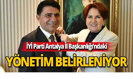 İYİ Parti İl Başkanlığı yönetimi belirleniyor!