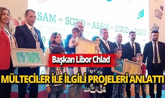 Libor Chlad Suriyeli mülteciler hakkında konuştu