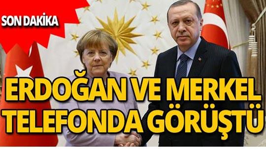 Merkel son verilmesini istedi