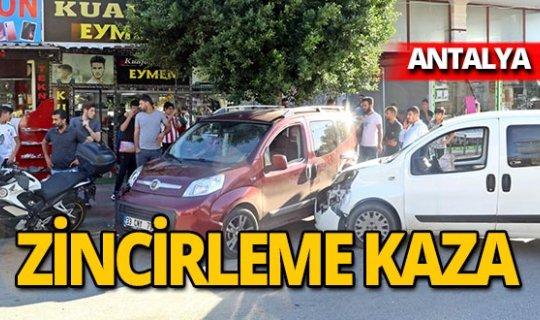 Rent a car firma sahibini çileden çıkaran kaza!