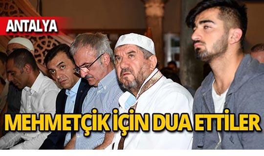 Tüm dualar Mehmetçik için