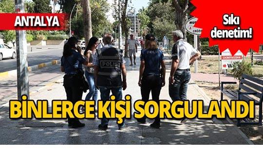 """""""Türkiye Güven Huzur Uygulaması (2019-4)""""  yapıldı"""