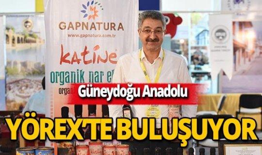 YÖREX yüzlerce yöresel ürünü Antalya'da buluşturuyor