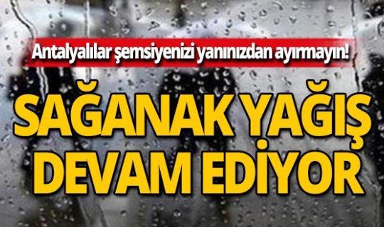 27 Kasım Antalya hava durumu