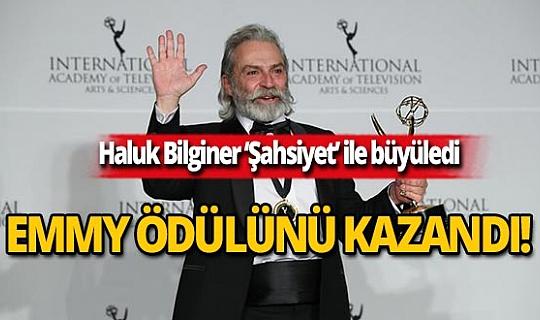 Bilginer'e Uluslararası Emmy ödülü!