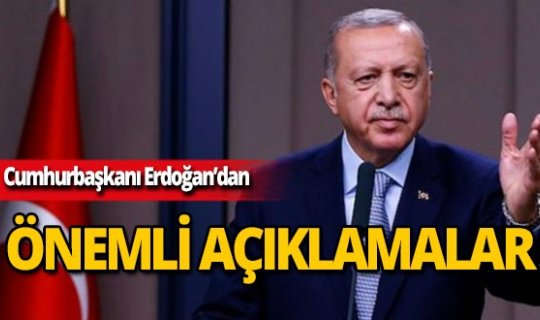 """Erdoğan: """"AB'nin tutumu yapıcı olmaktan uzak"""""""