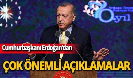 """Cumhurbaşkanı Erdoğan: """"Bağdadi'nin eşi yakalandı"""""""