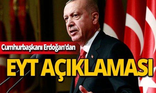 """Cumhurbaşkanı Erdoğan: """"Seçimi kaybetsek de yokum"""""""