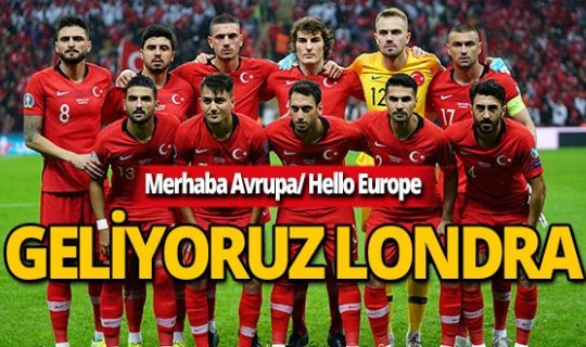 EURO 2020'ye selam çaktık: Türkiye-0 İzlanda-0