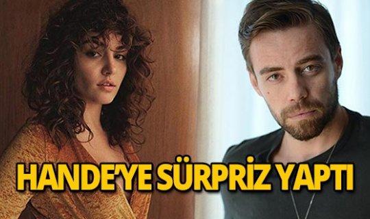 Murat Dalkılıç'tan Hande Erçel'e büyük sürpriz!