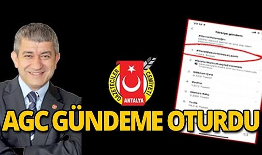 AGC'nin çalışması Türkiye'ye örnek oldu