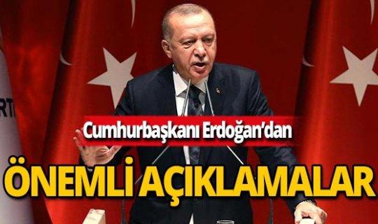 """Cumhurbaşkanı Erdoğan: """"Sarmaşık gibi yayılıyor"""""""