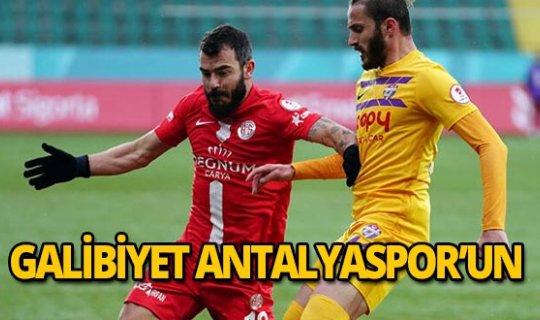 Galibiyet Antalyaspor'un!
