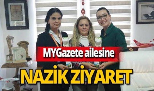 MYGazete'ye nazik ziyaret