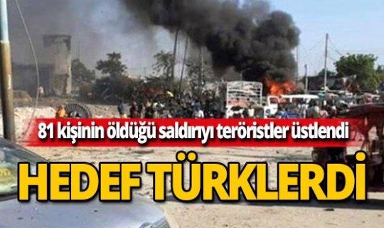 Somali saldırısında hedef Türklerdi!