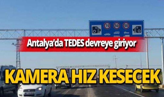 TEDES devreye giriyor!