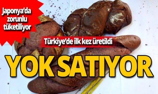 Türkiye'de ilk kez üretildi, yok satıyor