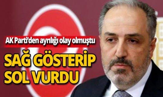Yeneroğlu o partiye katılacak!