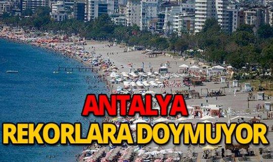 Antalya 2019'u işte böyle kapattı