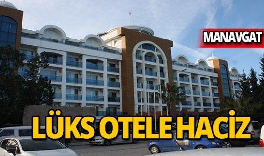 Antalya'da 5 yıldızlı otele şok baskın!