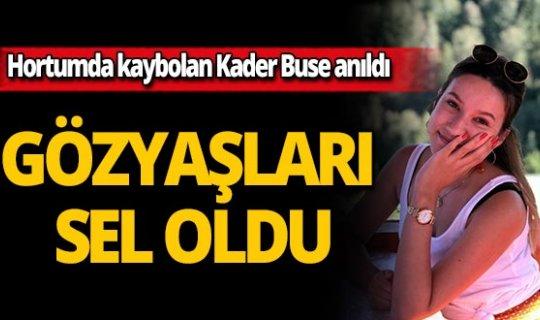 Antalya'daki hortumda kaybolan Buse için gözyaşları sel oldu