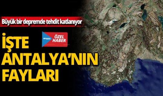 Antalya için tehdit katlanıyor