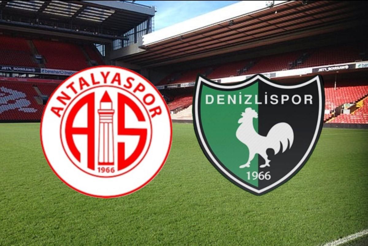 Antalyaspor şanssızlığını Denizli'de kırmak istiyor