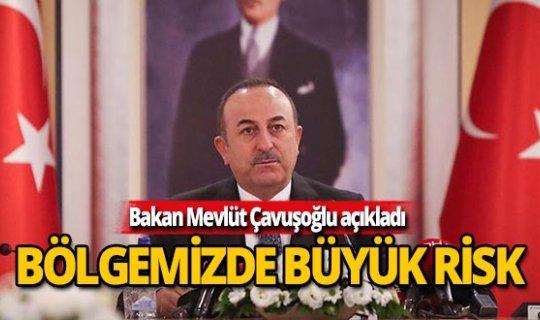 """Bakan Çavuşoğlu: """"Barış için liderlik rolü üstleneceğiz"""""""