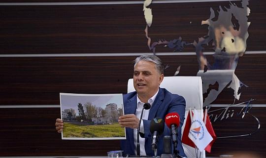 Muratpaşa'da imar değişikliği kararı