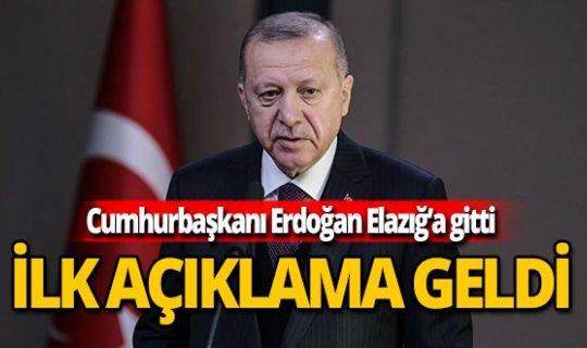 """Cumhurbaşkanı Erdoğan: """"Devletimizin bir ihtiyacı yok"""""""