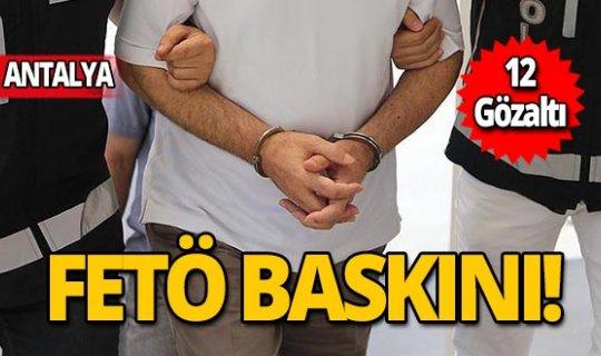 FETÖ operasyonunda 3 tutuklama!
