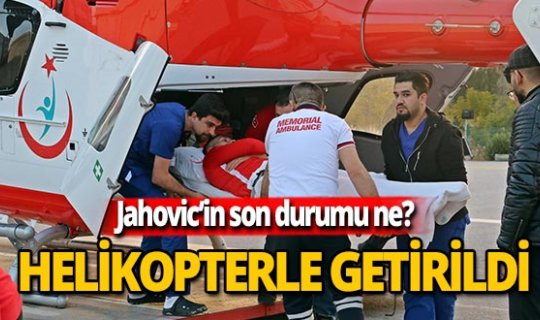 Adis Jahovic'in son durumu ne?