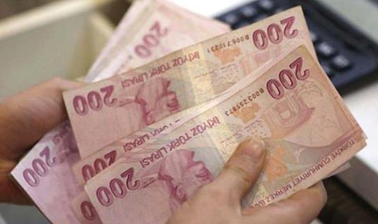 Maaşlar 416,28 lira artıyor!