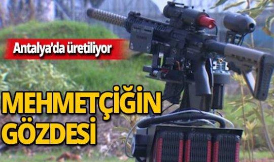 Mehmetçiğin gözü olacak